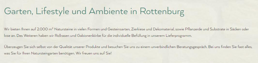 Gartenbau, Gartensteine aus 75015 Bretten, Walzbachtal, Kraichtal, Eisingen, Oberderdingen, Neulingen, Maulbronn oder Knittlingen, Gondelsheim, Ölbronn-Dürrn